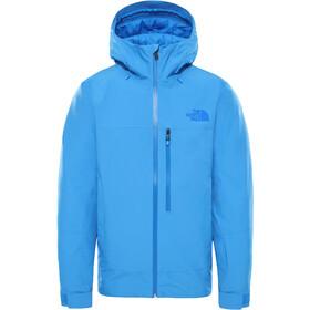 The North Face Descendit Jacket Men clear lake blue